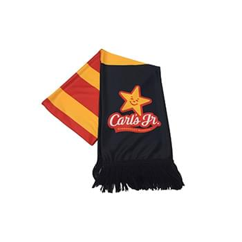 Full Color Stadium Scarf